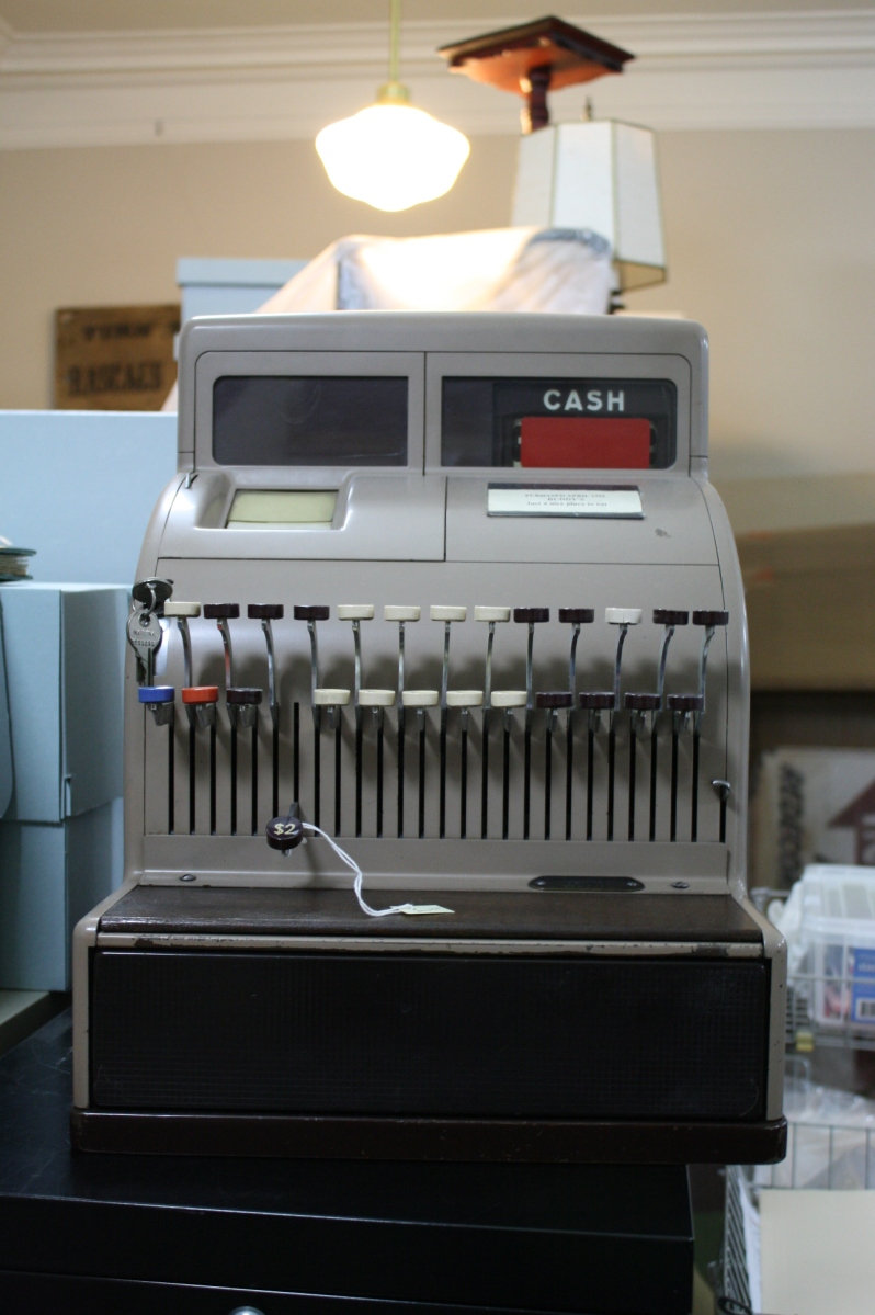 The Case of the Cash Register that Won't Open